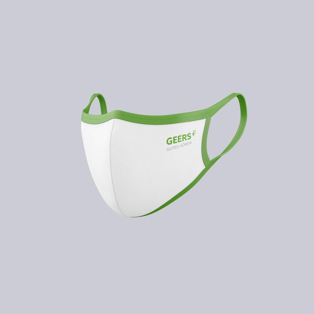 Personalisierte Schutzmasken en gross