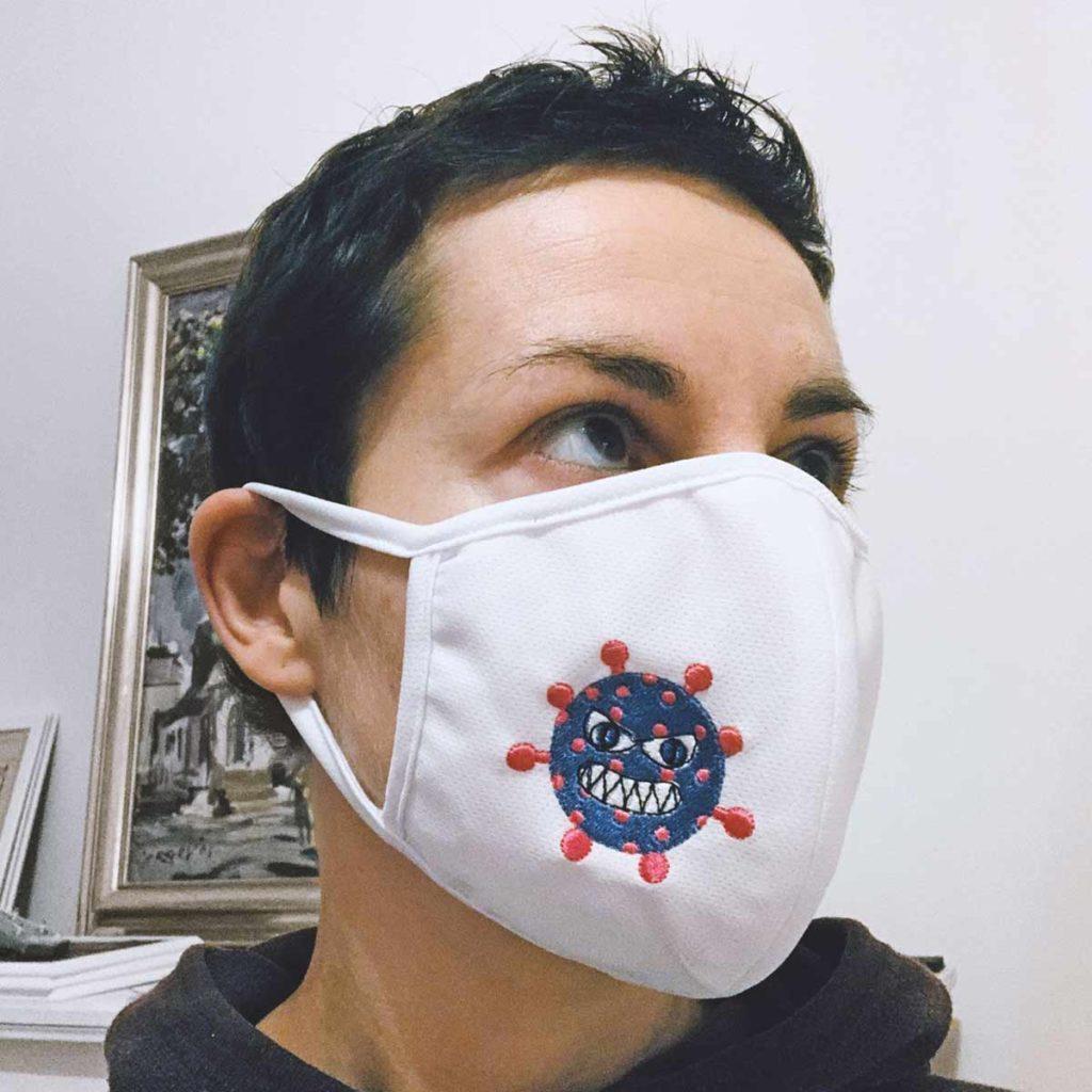Washable Fabric Face Masks